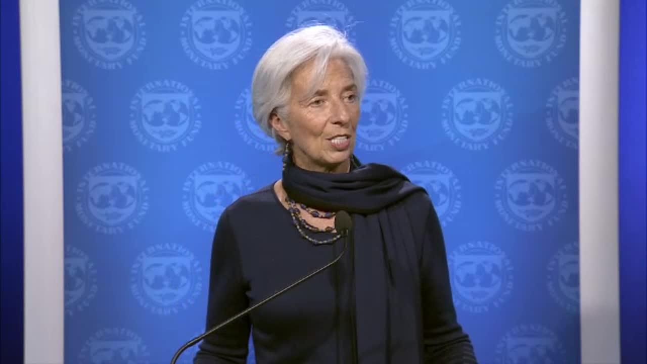 Statement by Managing Director Christine Lagarde