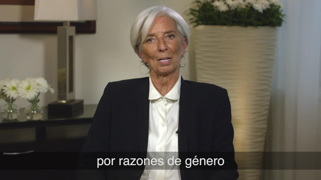 SPANISH: Managing Director Christine Lagarde Message for International Women's Day 2017