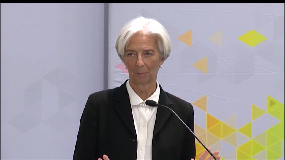 Opening Remarks by Christine Lagarde, IMF Managing Director