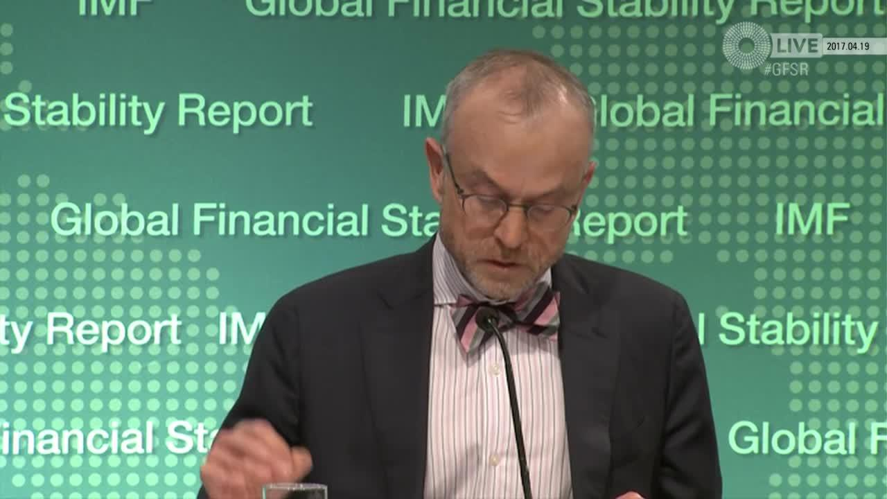 Spanish: Press Briefing Global Financial Stabiity Report