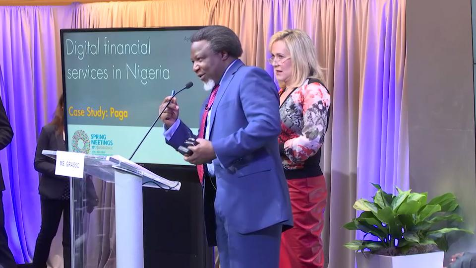 Driving Digital Financial Inclusion in Africa