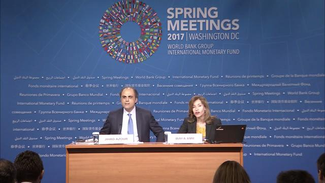 French: Press Briefing: Middle East and Central Asia Department