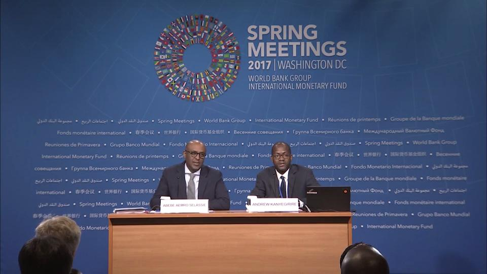 Press Briefing: African Department