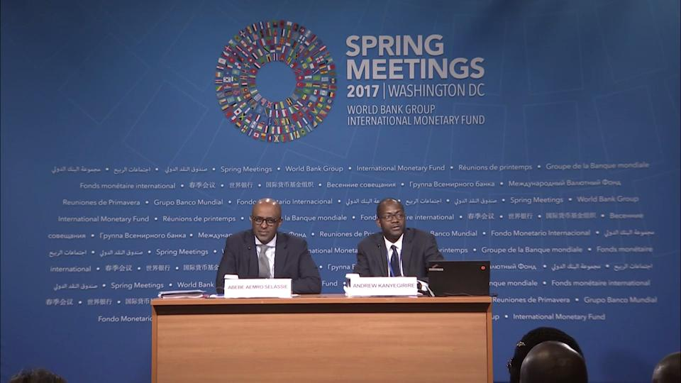 FRENCH: Press Briefing: African Department
