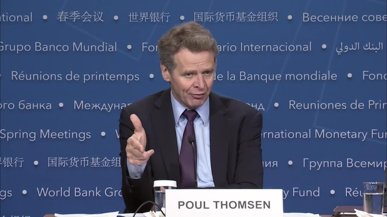 French: Press Briefing: European Department
