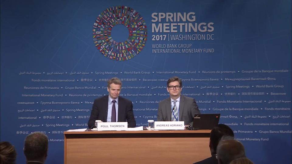 Press Briefing: European Department
