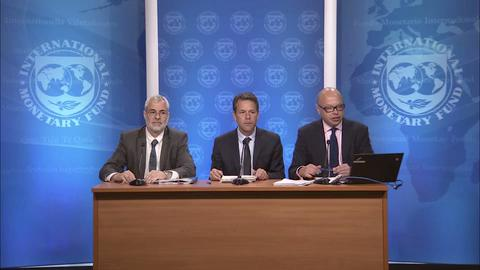 Press Briefing on External Sector Report Release