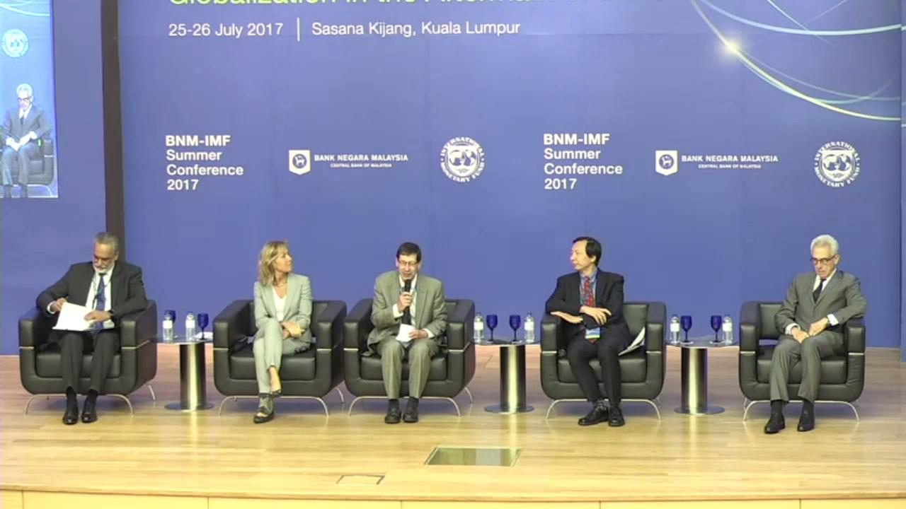 Panel Discussion: Challenges on Globalization