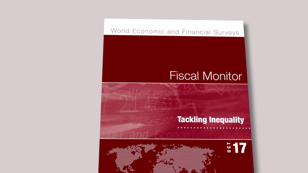 The Fiscal Monitor October 2017