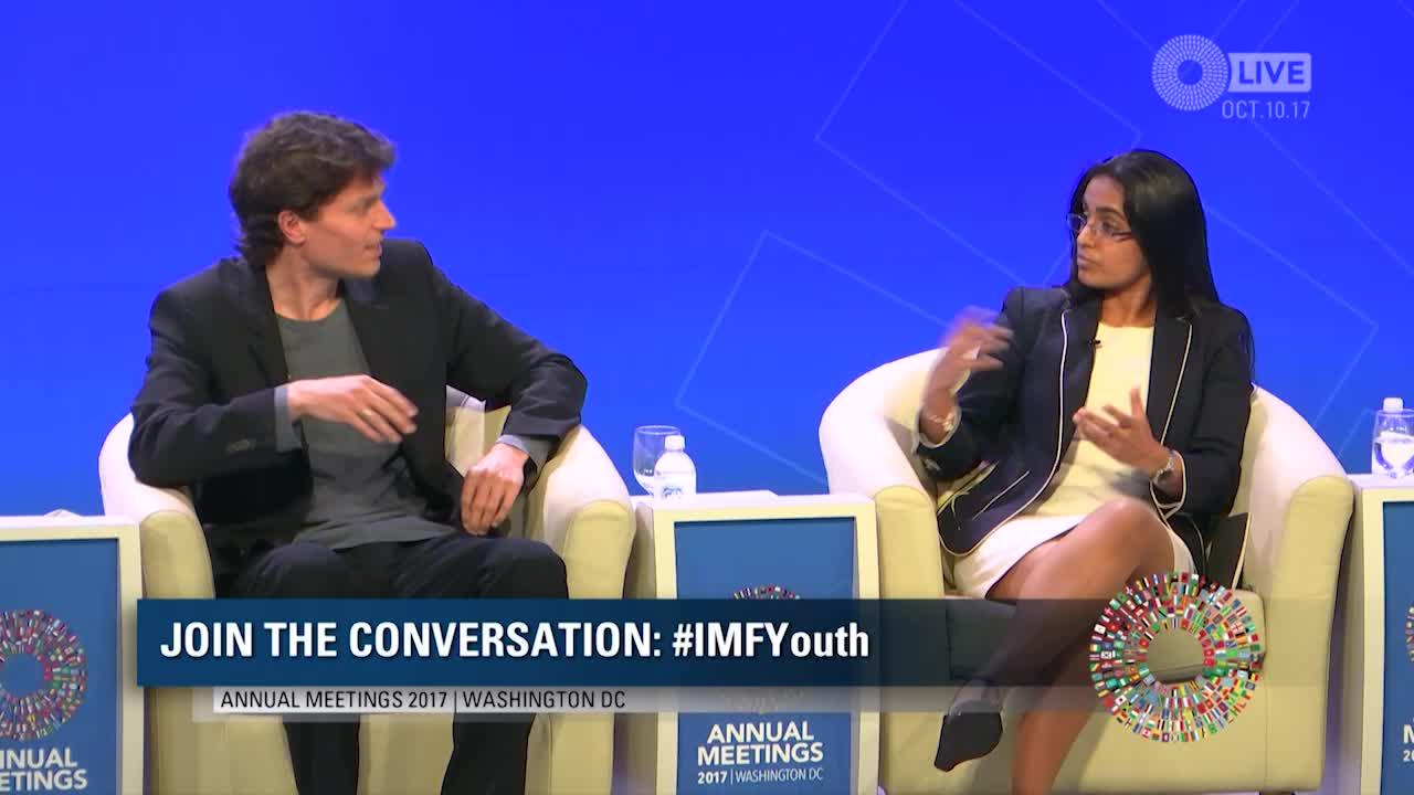 Youth Dialogue: A World Without Work?