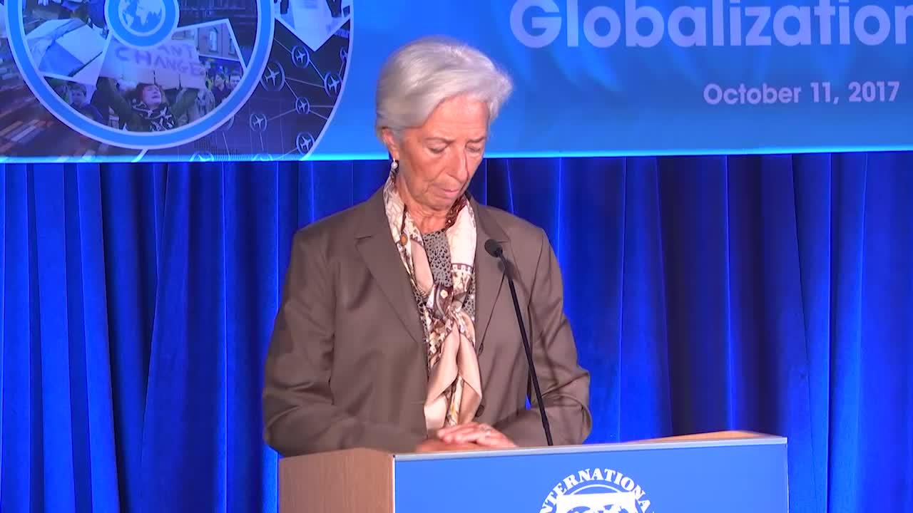 Meeting Globalization's Challenges - Opening Remarks by IMF Managing Director Christine Lagarde