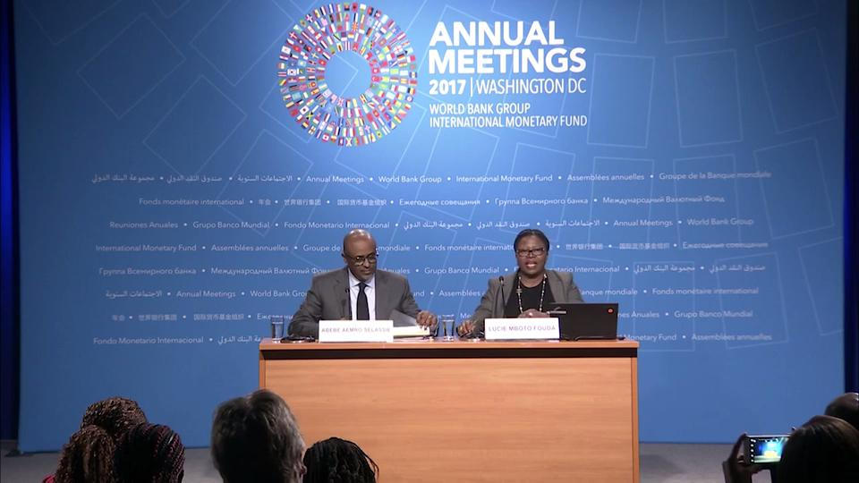 Portuguese: Press Briefing: African Department
