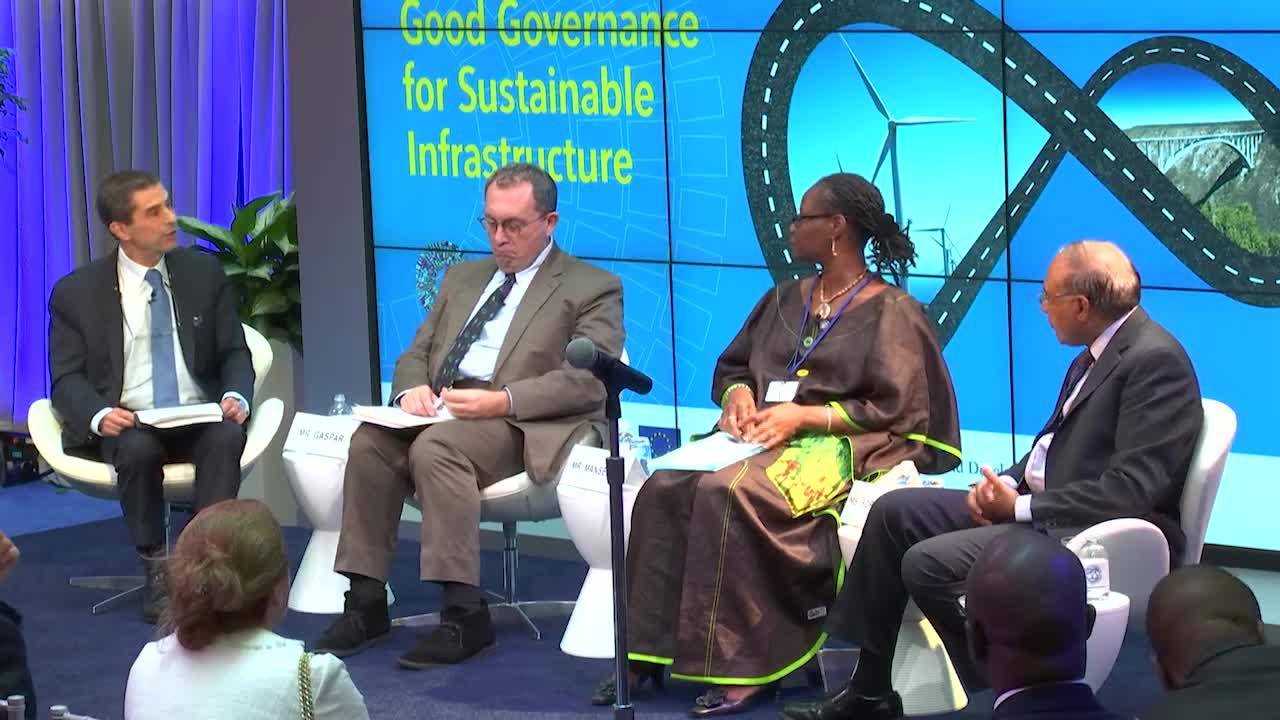Postcard Series: EU-IMF Strategic Partnership Framework for Developing Countries – Good Governance for Sustainable Infrastructure
