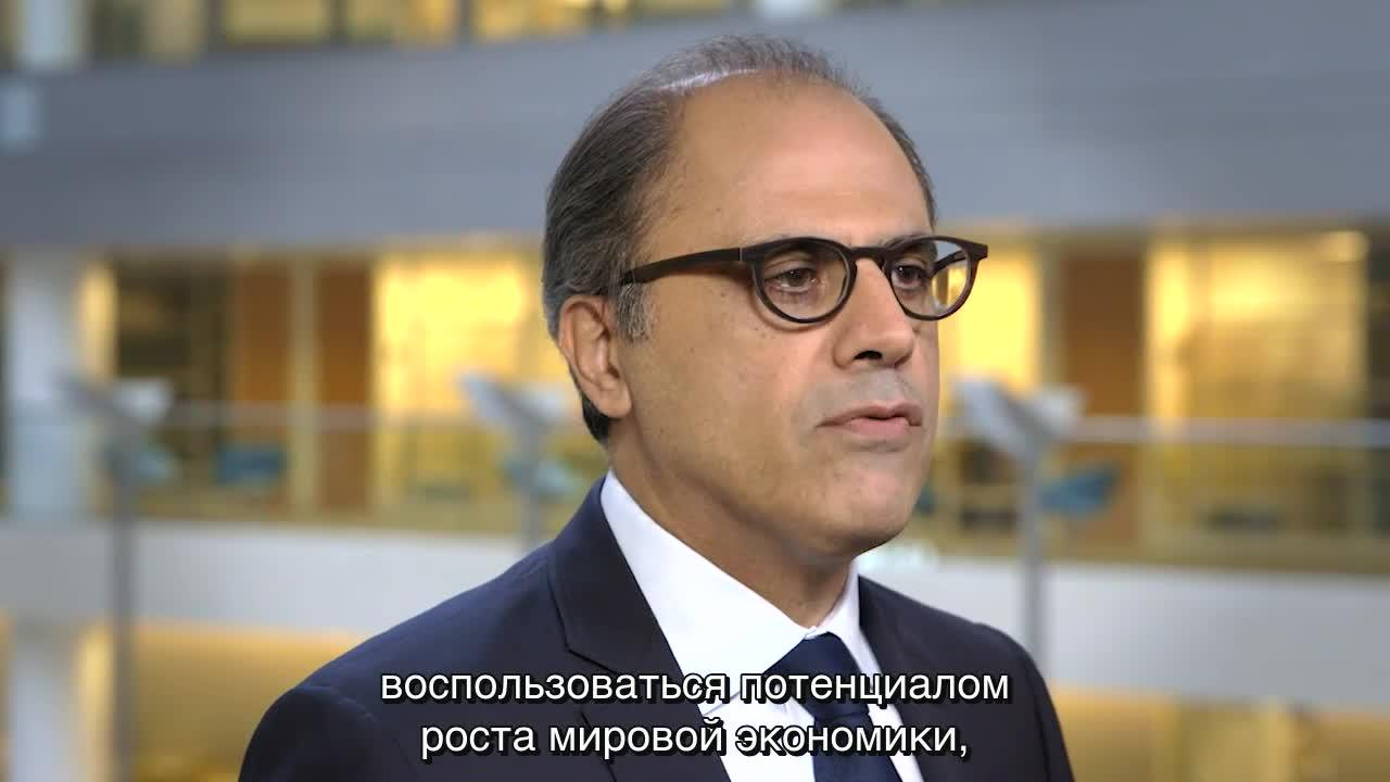 Russian: Regional Economic Outlook For the Caucasus and Central Asia