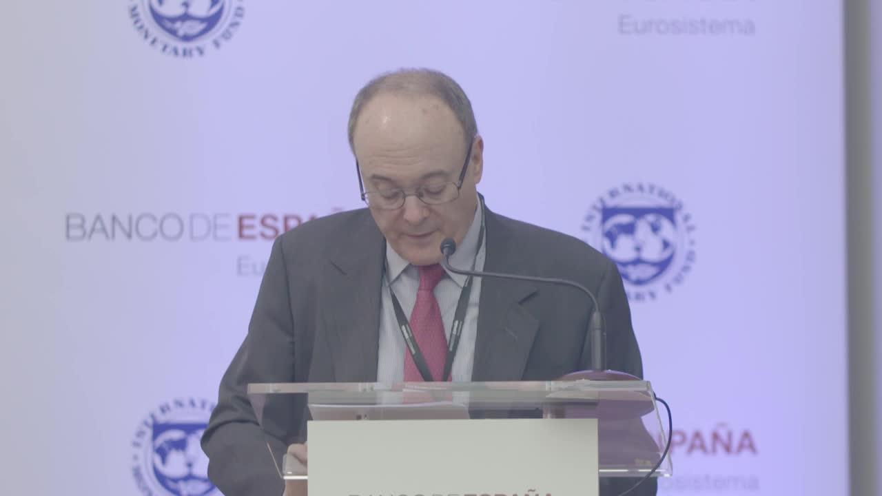 Spain: From Recovery to Resilience – Opening Speech