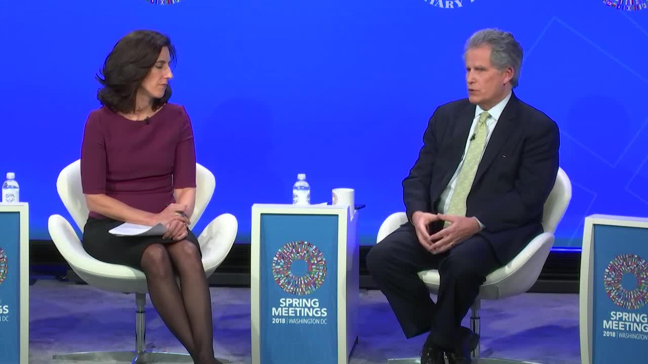 New Challenges Facing the Global Economy