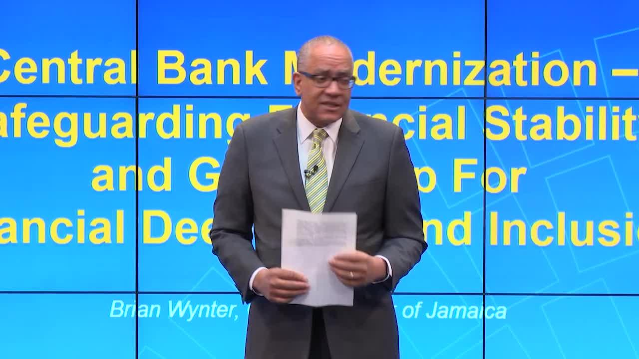 Postcard Series: Central Bank Modernization – Safeguarding Financial Stability and Gearing Up for Financial Deepening and Inclusion