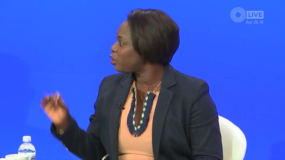 Attracting Private Investment in Sub-Saharan Africa - Clip11 Diene