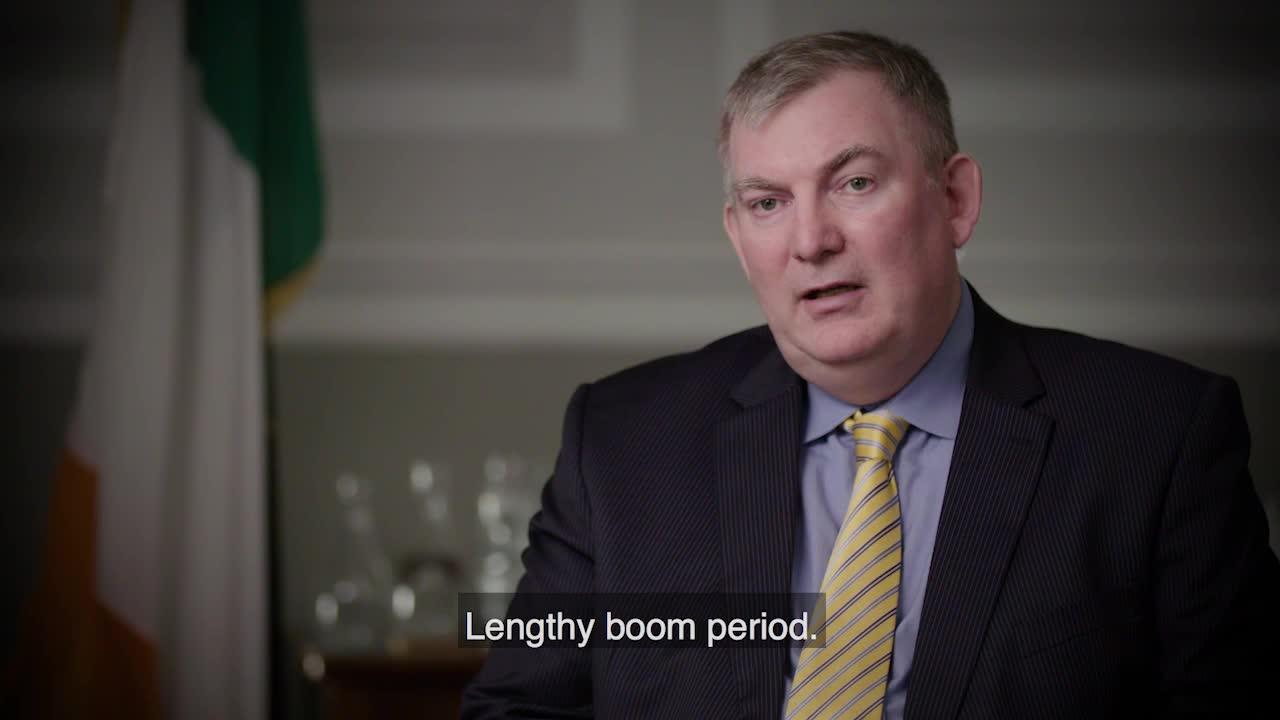 Ireland: A Celtic Tiger Booms & Busts