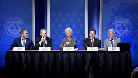 Press Briefing: United States Article IV