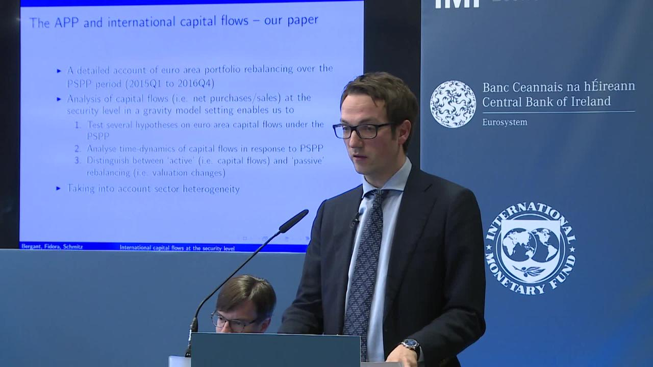 Session 2: Euro at 20 Conference: Banking and Regulation