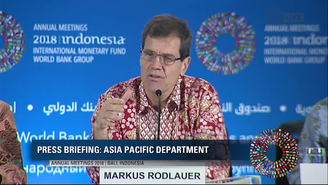 Press Briefing: Asian and Pacific Department