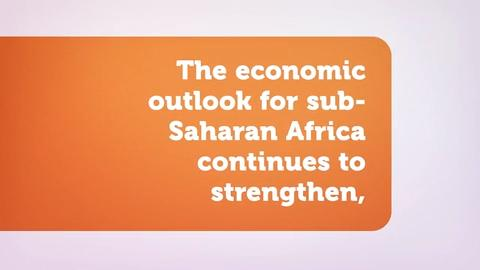 Sub-Saharan Africa Regional Economic Outlook