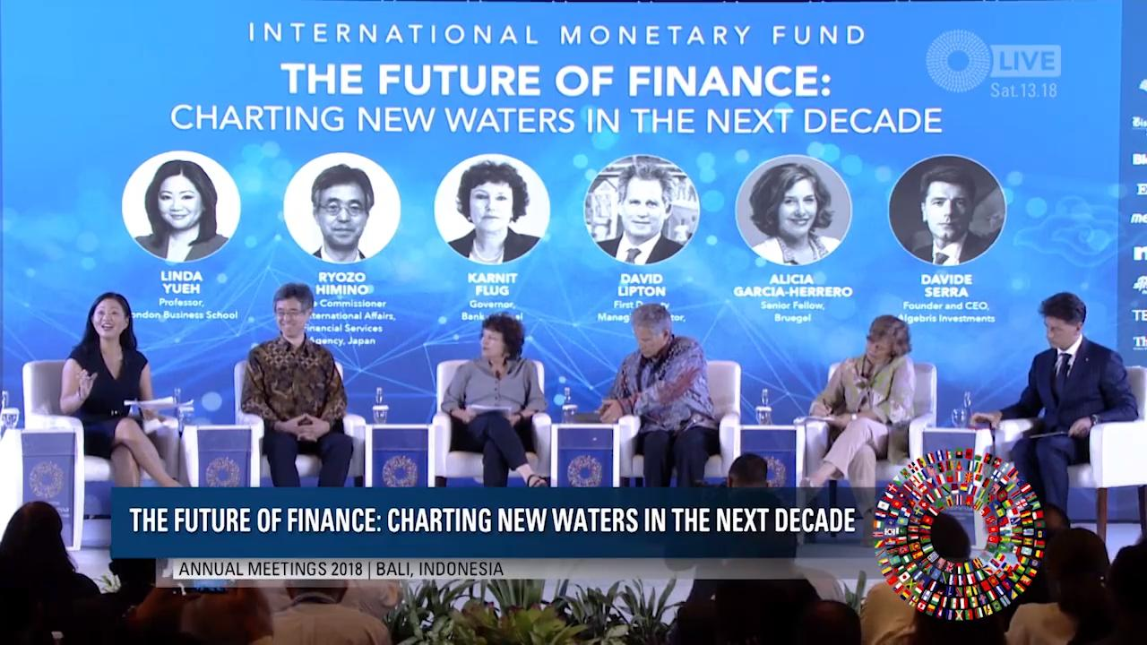 The Future of Finance: Charting New Waters in the Next Decade