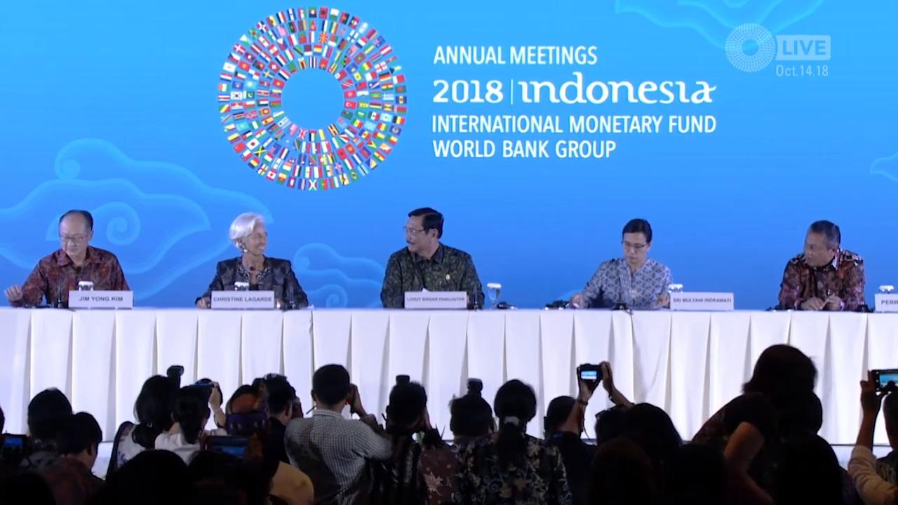 Press Briefing: Fund/Bank/IPT