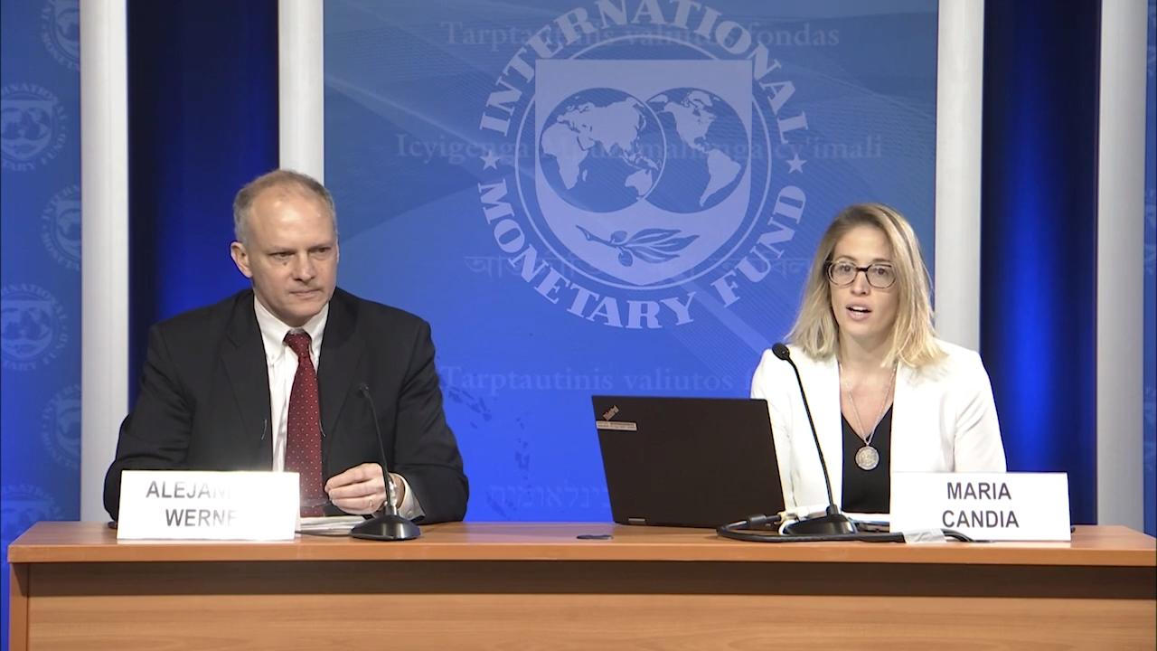 Spanish: Press Briefing on the Regional Economic Outlook Update for Latin America and the Caribbean