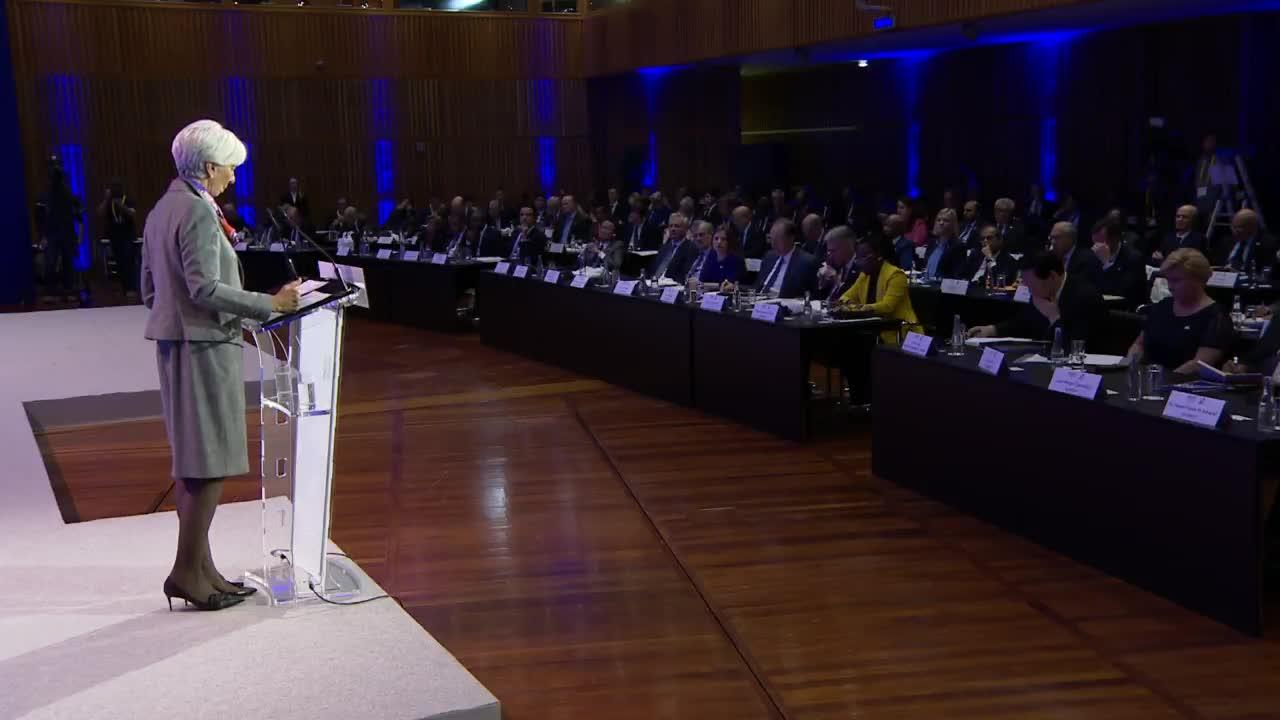 Paris Forum Speech