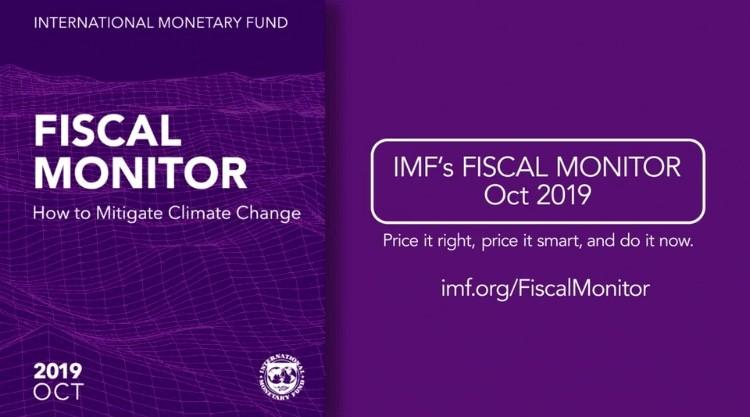 IMF's Fiscal Monitor, Oct 2019