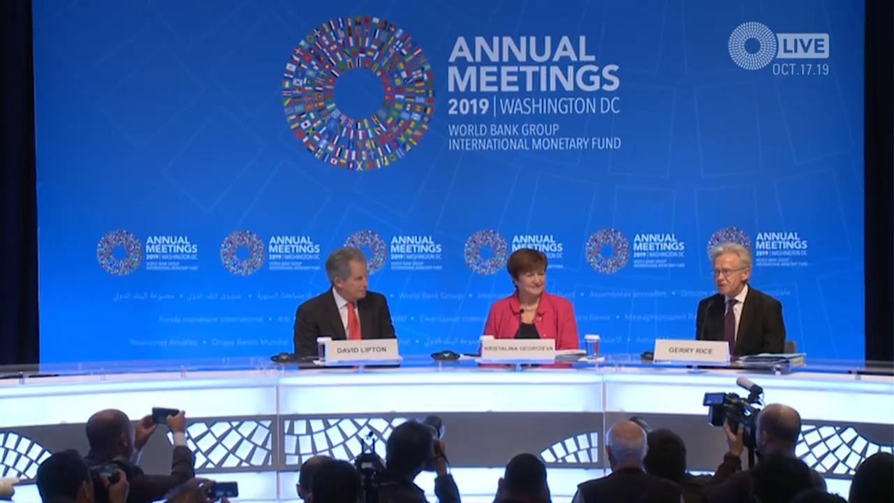 French - IMF Managing Director Press Conference
