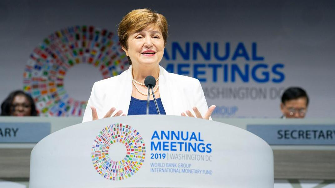 Speech by IMF Managing Director Kristalina Georgieva