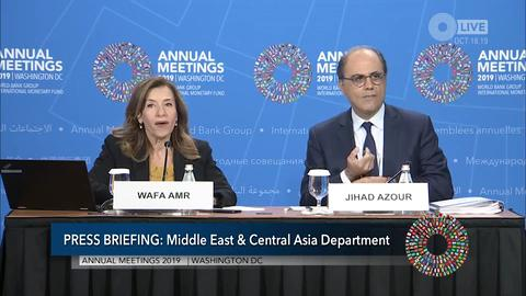 French - Press Briefing: Middle East and Central Asia Department
