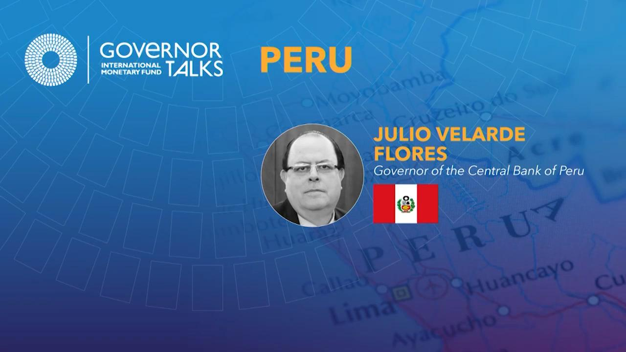 Governor Talks: Peru: Inflation Targeting in a Dollarized Economy