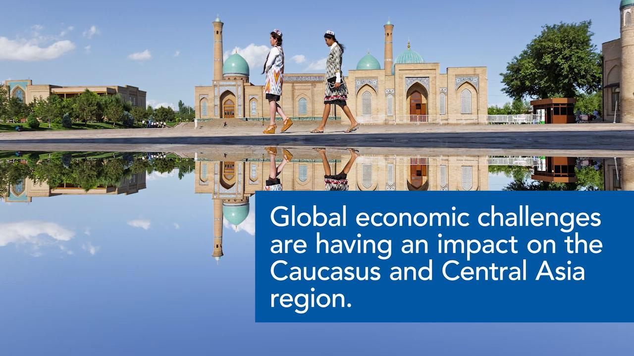 Caucasus and Central Asia (CCA): Boosting Competitiveness for Higher and More Inclusive Growth