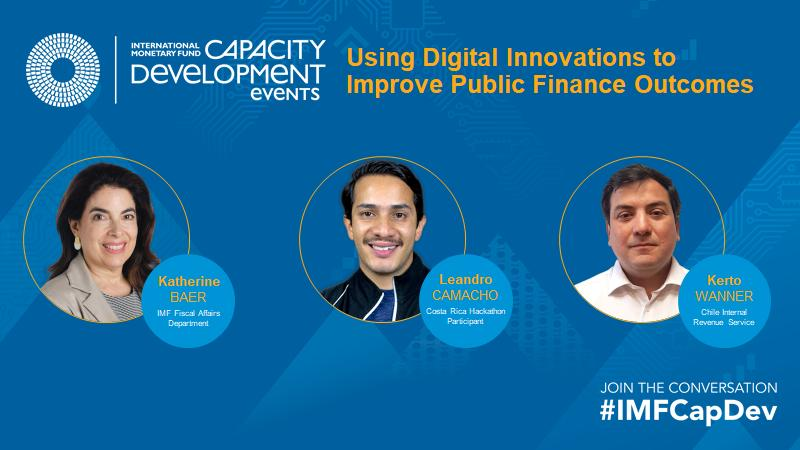 Using Digital Innovations to Improve Public Finance Outcomes