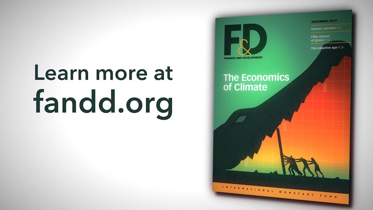 Resilience to Climate Change F&D December 2019 Promo
