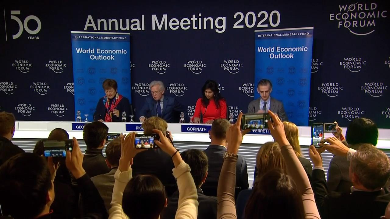 Press Conference: World Economic Outlook January 2020 Update