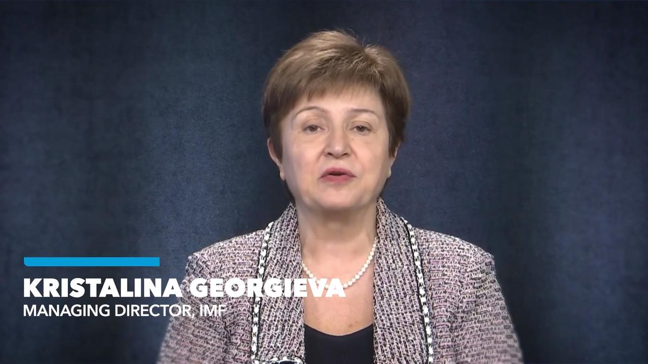 Confronting the Crisis: Priorities for the Global Economy By Kristalina Georgieva, IMF Managing Director