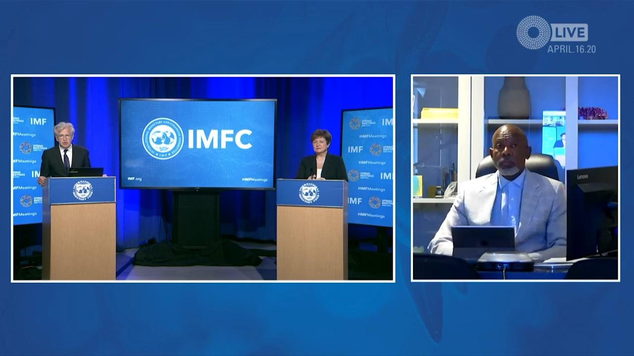 Spanish - IMFC Press Conference