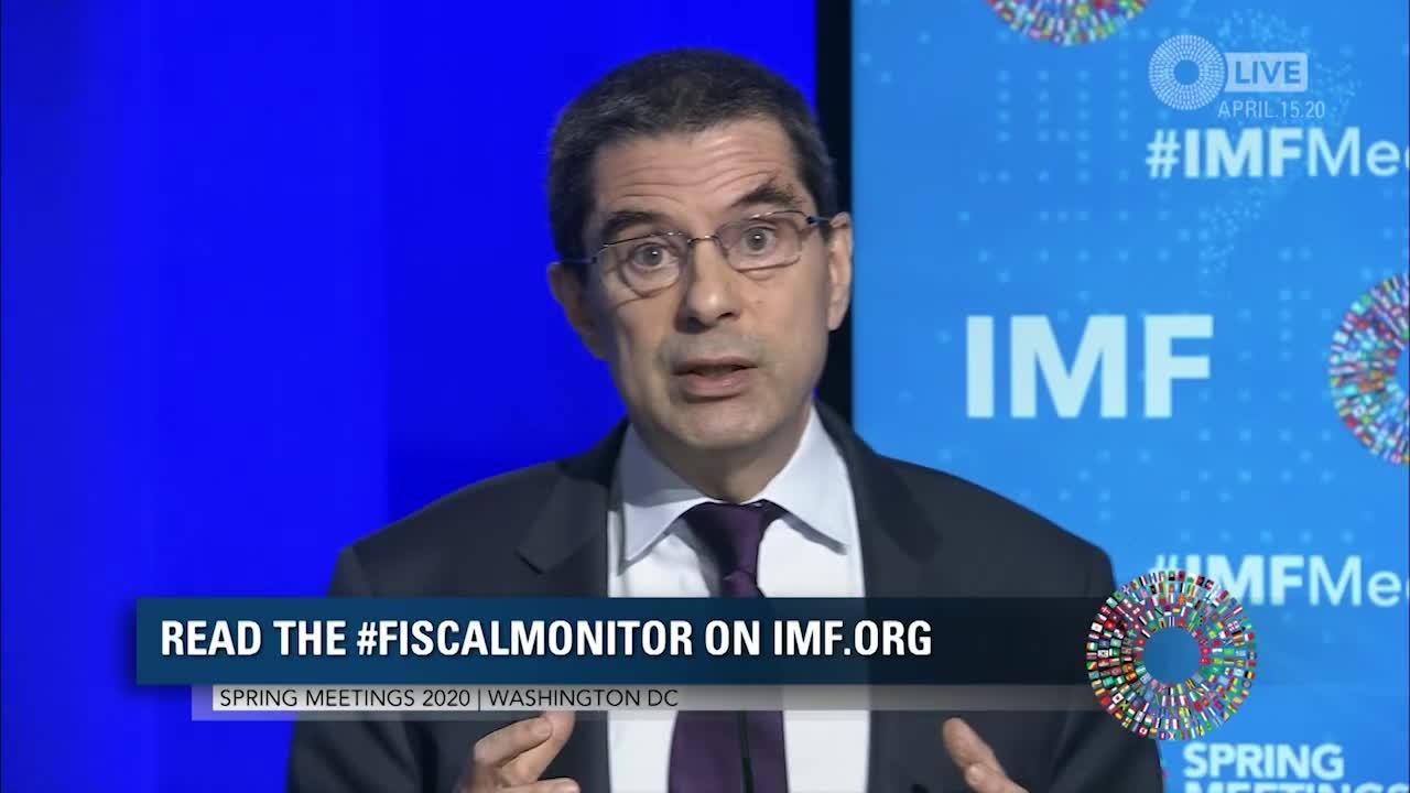 Spanish - Press Briefing: Fiscal Monitor (FM)