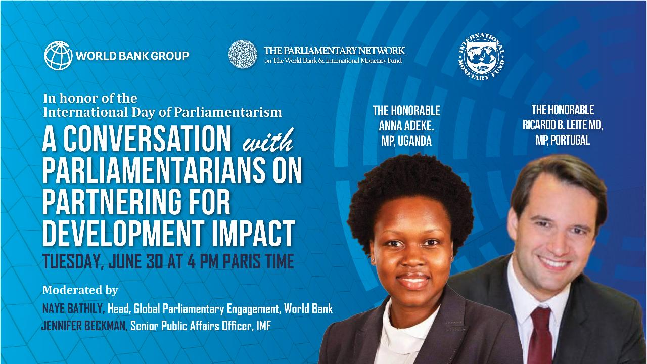A Conversation with Parliamentarians on Partnering for Development Impact