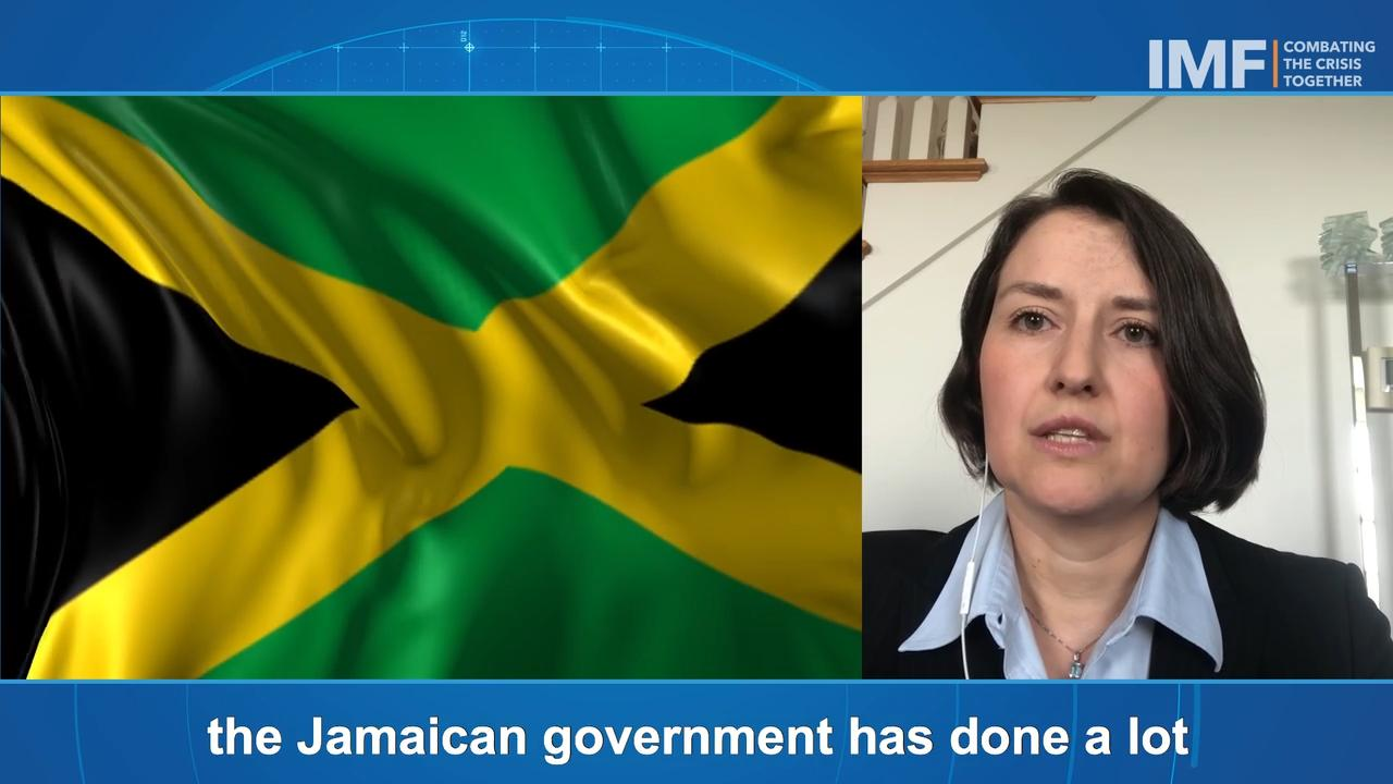 Combating the Crisis Together – Jamaica