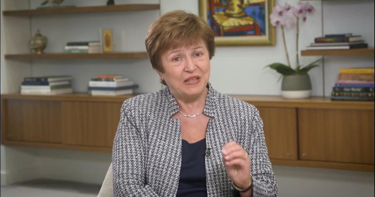 Managing Director Georgieva's Remarks at the Global Steering Group Global Impact Summit
