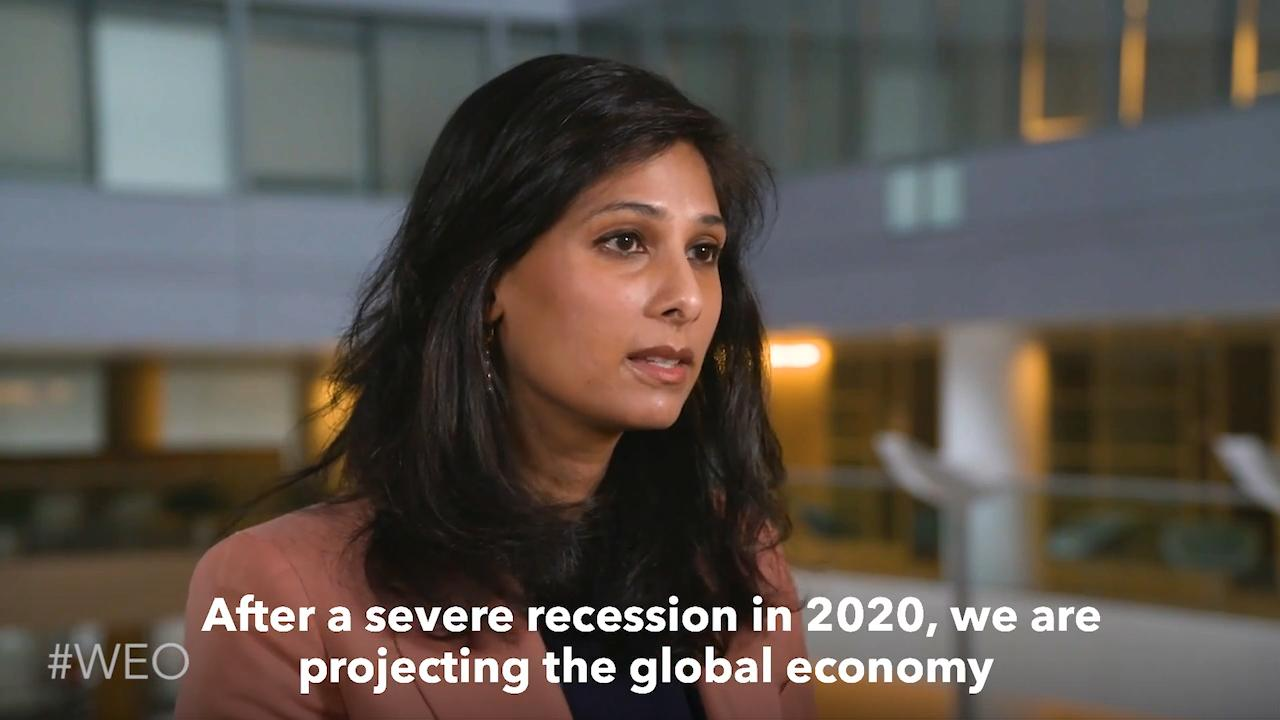 Gopinath on the January 2021 Update of the World Economic Outlook