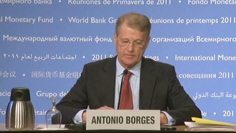 Press Briefing: European Department, IMF