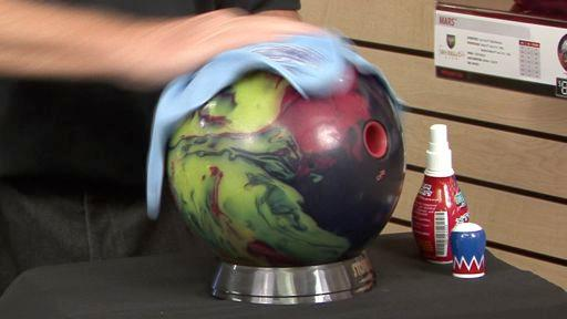 Bowling Ball Selection Caring For Your Ball Monkeysee Videos