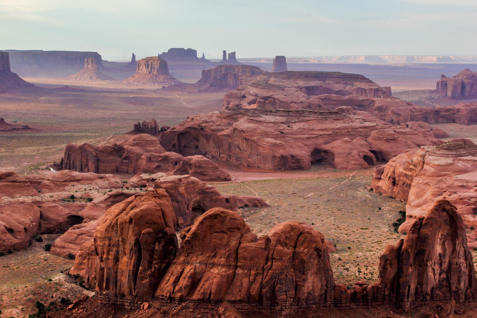 National Parks: Supersized natural wonders in the US